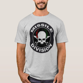 Missile Division T-shirt