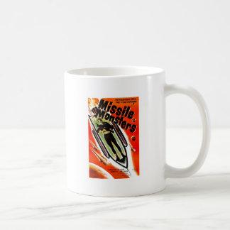 Missile Monsters Basic White Mug