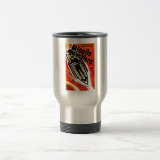 Missile Monsters Stainless Steel Travel Mug
