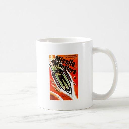 Missile Monsters Mug