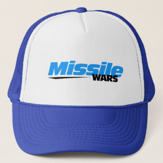 Missile Wars Logo Trucker Cap