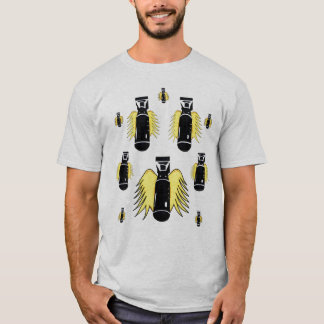"""Missile Wings"" T-Shirt"