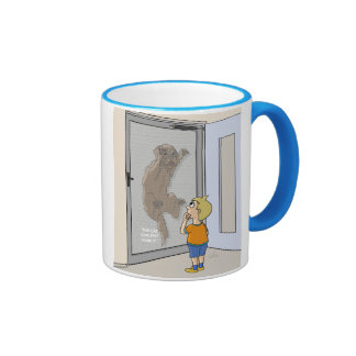 Missing Cat Mug