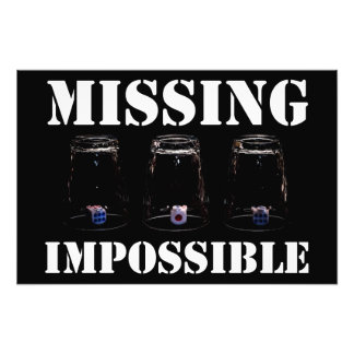 Missing Impossible Art Photo
