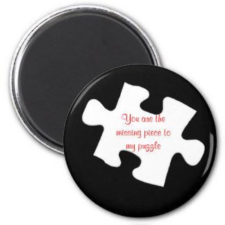 Missing Piece Magnet