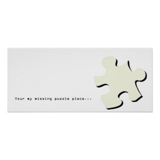 Missing Puzzle Piece poster