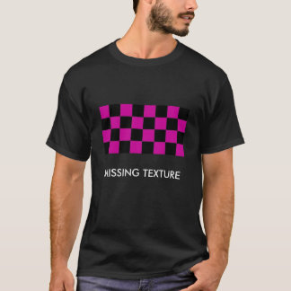 Missing Texture T-Shirt