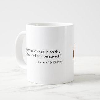 MISSION 180 Jumbo Mug