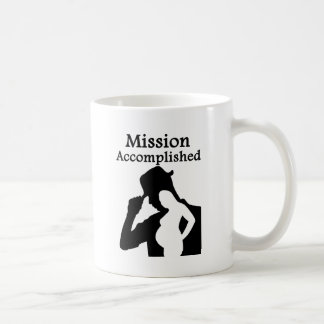 Mission Accomplished Coffee Mug