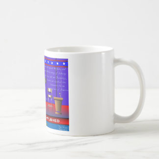 Mission Accomplished Coffee Mugs