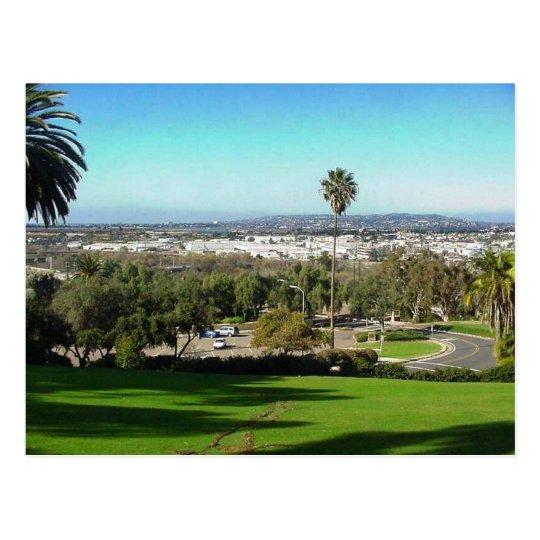 Mission Bay, San Diego Postcard