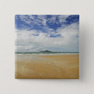 Mission Beach and Dunk Island 2 15 Cm Square Badge