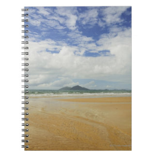 Mission Beach and Dunk Island 2 Spiral Notebook