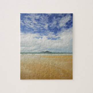 Mission Beach and Dunk Island Jigsaw Puzzle