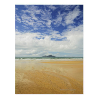 Mission Beach and Dunk Island Postcard