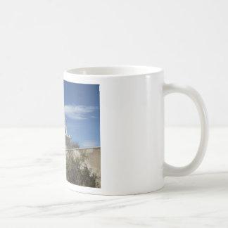 Mission Bell Tower Basic White Mug