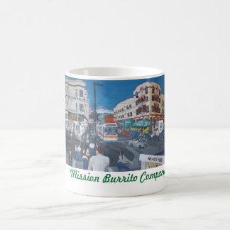 Mission Burrito Company Chai Tea Mug