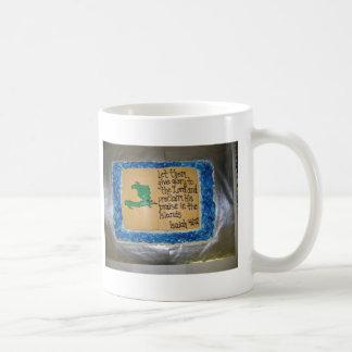 Mission Cake Basic White Mug