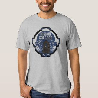 MISSION COLLEGE T-SHIRTS