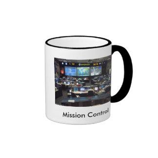 Mission Control Shuttle, Mission Control Ringer Mug
