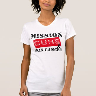 Mission Cure Skin Cancer Shirts