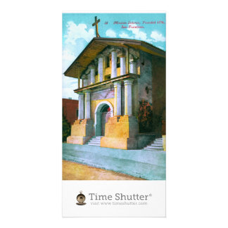 Mission Dolores 2 Photo Cards