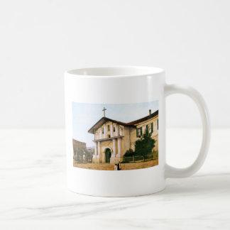 Mission Dolores 3 Basic White Mug