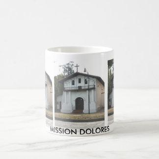 Mission Dolores Coffee Mug