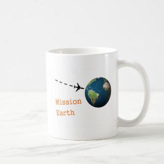 mission earth coffee mug