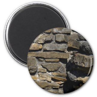 Mission Espada Rock Wall 6 Cm Round Magnet