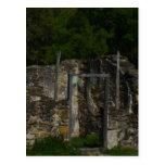 Mission Espada Ruins Postcard