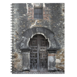 Mission Espada - San Antonio, Texas - Notebook