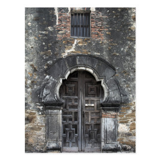 Mission Espada - San Antonio, Texas - Post Card