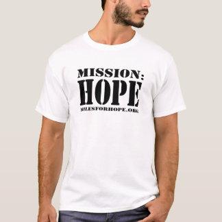 MISSION: HOPE Cotton Spandex Top