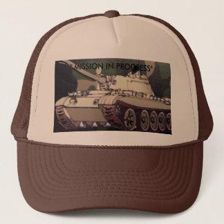 MISSION IN PROGRESS TRUCKER HAT