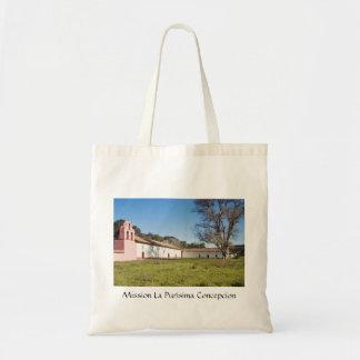 Mission La Purisima Concepcion Budget Tote Bag