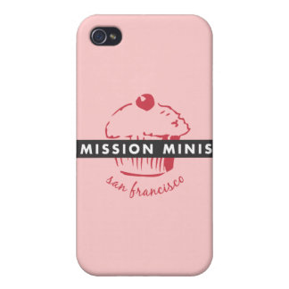 Mission Minis iPhone 4 Cover