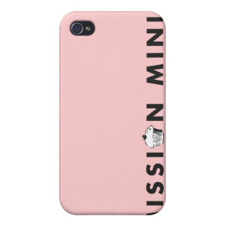 Mission Minis Logo Case For iPhone 4