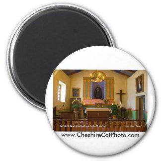 Mission Nuestra Señora de la Soledad Products 6 Cm Round Magnet