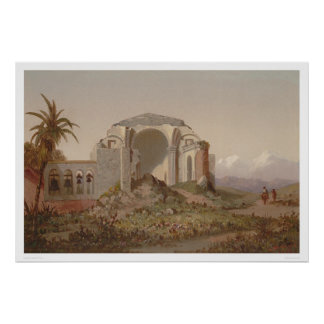 Mission of San Juan Capistrano. Southern CA (1231) Poster