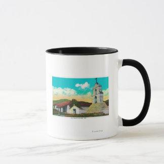 Mission San Antonio de PalaPala, CA Mug
