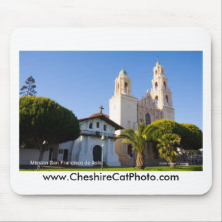 Mission San Francisco de Asís California Products Mousepad