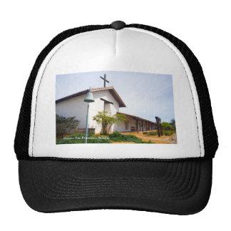 Mission San Francisco de Solano CA Products Trucker Hats