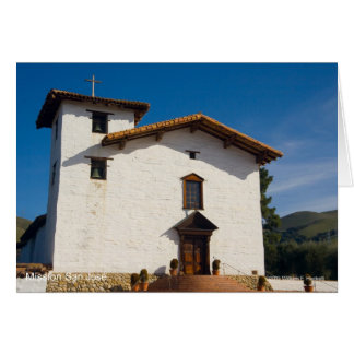Mission San José California Products Cards