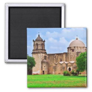 Mission San José Church Square Magnet
