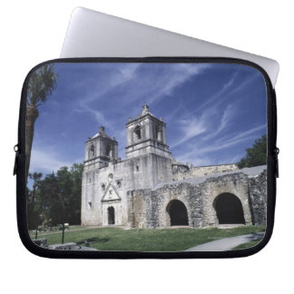 Mission San Jose, San Antonio, Texas, USA Laptop Sleeve