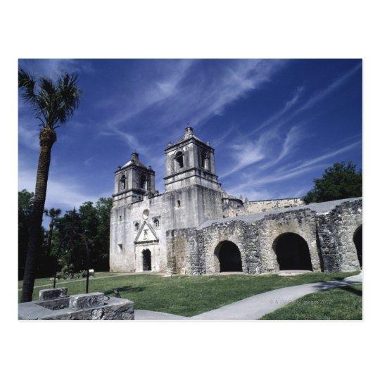 Mission San Jose, San Antonio, Texas, USA Postcard