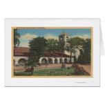 Mission San Juan Bautista, California Greeting Card