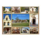 Mission San Juan Bautista Postcard