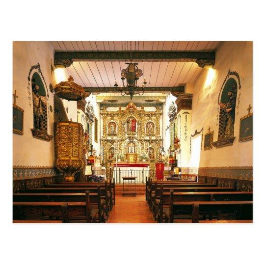 Mission San Juan Capistrano, California Postcard